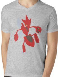 Scizor - lineless Mens V-Neck T-Shirt
