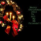 Merry Christmas to all my RB's friends!!! by henuly1
