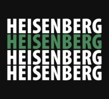 OFFICIAL Heisenberg Shirt by That T-Shirt Guy