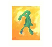 Old Bold and Brash Art Print