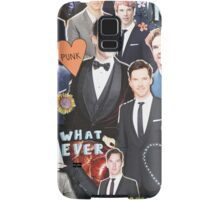 suit up Samsung Galaxy Case/Skin
