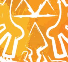 Hyrule Crest Splat (Dark) Sticker
