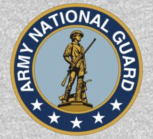 US Army National Guard by cadellin