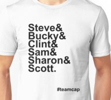 Team Captain Unisex T-Shirt