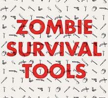 Zombie Survival Tools by Daniel Feldt