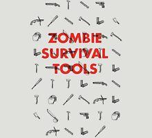 Zombie Survival Tools Unisex T-Shirt