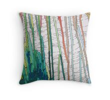 Ethereal Growth Two Throw Pillow