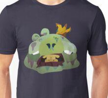 Zombie King Pig Unisex T-Shirt