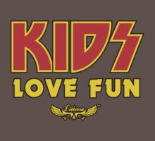 Kids Love Fun Baby Tee