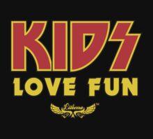 Kids Love Fun by Lilterra