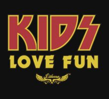 Kids Love Fun Kids Tee