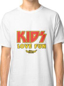 Kids Love Fun Classic T-Shirt