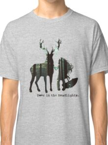 In the woods. Classic T-Shirt