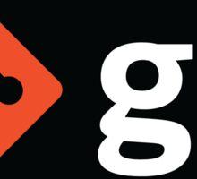 git logo 001 Sticker