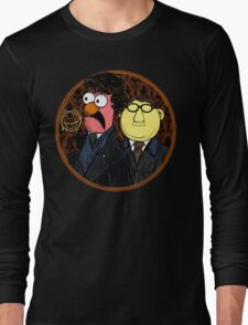 221b Beaker Street Long Sleeve T-Shirt