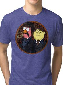 221b Beaker Street Tri-blend T-Shirt
