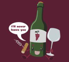 Red Wine Buddy by PenguinPlot