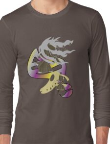 Mega Mawile Evolution Long Sleeve T-Shirt