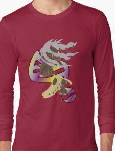 Mega Mawile Evolution Long Sleeve T-Shirt