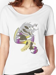 Mega Mawile Evolution Women's Relaxed Fit T-Shirt