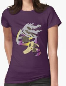 Mega Mawile Evolution Womens Fitted T-Shirt
