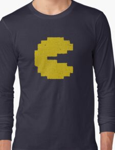 Vintage Look Arcade Classic Eating Legend Long Sleeve T-Shirt