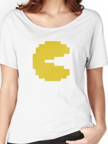 Vintage Look Arcade Classic Eating Legend Women's Relaxed Fit T-Shirt