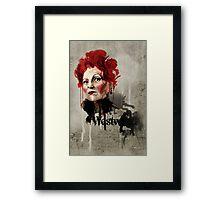 Vivien Westwood Framed Print
