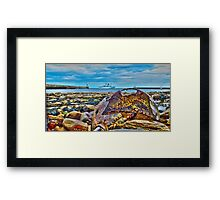 River Tyne Framed Print