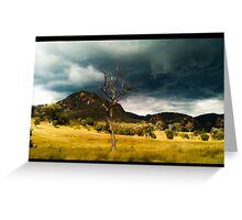 Lithgow Road Trip Greeting Card
