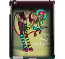 Guns Girls & Garterbelts iPad Case/Skin