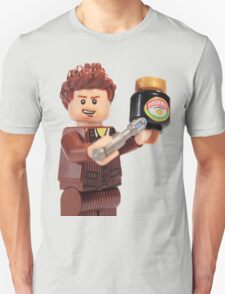 The Doctor Loves Marmite  T-Shirt