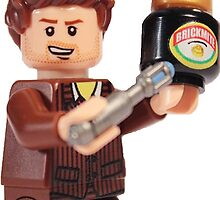 The Doctor Loves Marmite  by ajk92