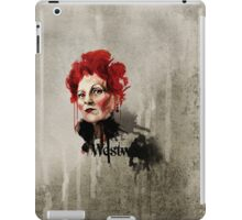 Vivien Westwood iPad Case/Skin