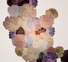 Florals // Pattern III by annabours