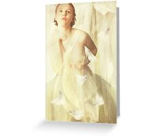 Magnolia Belle Greeting Card