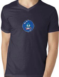 Bubble Bobble Inspired Bob in Bubble design Mens V-Neck T-Shirt