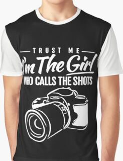 PHOTOGRAPHER Graphic T-Shirt