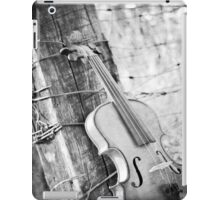 Violin Rural iPad Case/Skin