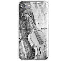 Violin Rural iPhone Case/Skin