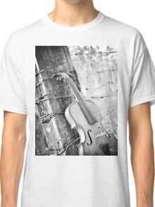 Violin Rural Classic T-Shirt