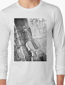 Violin Rural Long Sleeve T-Shirt