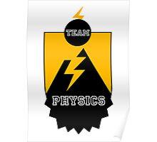 Team Physics Poster