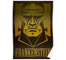 Frankenstein Print Poster