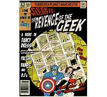 Geek Night: II Revenge Of The Geek Photographic Print
