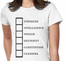 D&D Custom Womens Fitted T-Shirt