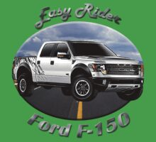 Ford F-150 Truck Easy Rider Baby Tee