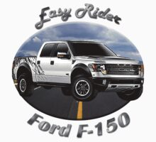Ford F-150 Truck Easy Rider Kids Tee