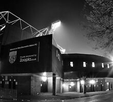 The Hawthorns - West Bromwich Albion FC by Garry Griffiths