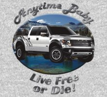 Ford F-150 Truck Anytime Baby Kids Tee